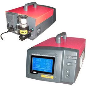 Analizador de 5 gases sistema ir impresora modelo t 481 for Motores y vehiculos nj